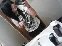 I do a great job of cutting my own hurr.! C: Don't judge