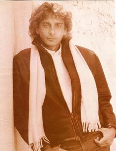 Barry Manilow. Early 80s.