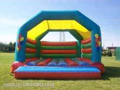 24x22 ADULT castle - Bouncy Castles - Bouncy Castle & Inflatable Hire in…