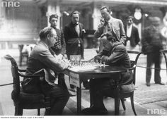 Grau-Nimzowitsch, San Remo 1930 Paul Morphy, Chess Players, San, History, Masters, Flow, Legends, Castle, Boards