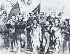 Spanish Revolution 1936 -1939