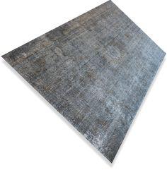 Grijs vintage vloerkleed ( 3,18 x 1,97 m ) N°A 605