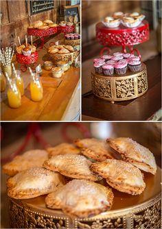 apple inspired wedding treats @weddingchicks