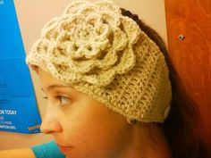 Ravelry: StepMaHans' Easiest Headwrap EVER... with Irish rose