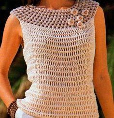Professione Donna: Le maglie per l'estate: Canotta classica