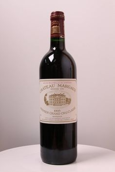 Chteau Margaux 1995 550x825 Cheers! Top of the Line Wines That Every Man Would Love to Drink