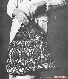 . И еще раз авоськи! Подборка. Часть 4. - Все в ажуре... (вязание крючком) - Страна Мам Crochet Chart, Crochet Bags, Pineapple Crochet, Basket, Google, Crochet Purses, Crochet Patterns, Crochet Clutch Bags, Crochet Diagram