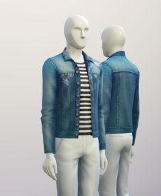 S4 _Denim Jacket (9 Color) : 네이버 블로그