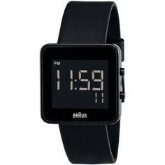 My design inspiration: BN0046 Digital Watch Black Men's on Fab.