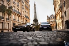 BMW introduces two exclusive editions to its electrified lineup. The 2020 BMW Edition RoadStyle and Ultimate Sophisto Editions Exterior Gray Paint, Black Exterior, Bmw Dealership, Bmw I3, Black Wheels, Automotive Design, Auto Design, Brake Calipers, Car In The World