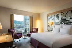 Stay at the Renaissance Zurich Tower Hotel, located next to Gleisfeld train station and offering pet-friendly accommodations & free Wi-Fi. Switzerland Travel Guide, Pet Friendly Accommodation, Renaissance, Zurich, Travel Usa, Travel Guides, Muslim, Traveling By Yourself, Travel Destinations