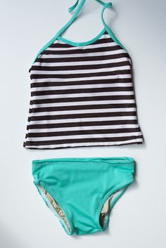 Zaaberry: Girls Two- Piece Bathing Suit - Tutorial Update