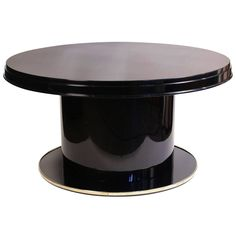 Art Deco Coffee Table By Jacques Adnet