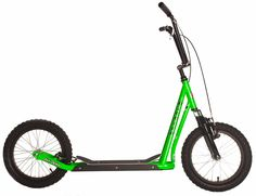 Diggler Dirt Dawg HB - An Off Road Scooter Built For All Ages. Perfect for Kick Scootering, Dog Scootering, Mountain Scootering, Off Road Scootering