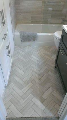 Bathroom - x Valentino Gray Marble Walls / Floor - modern - bathroom - austin - by Custom Surface Solutions Master bathroom flooring Bathroom Tile Designs, Bathroom Trends, Bathroom Floor Tiles, Bathroom Renovations, Bathroom Ideas, Remodel Bathroom, Tile Floor, Bathroom Storage, Shower Tiles