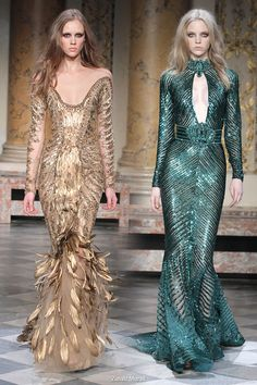 Image result for zuhair murad spring 2010