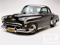 1950 Oldsmobile 88 Coupe... (When cars had style.)