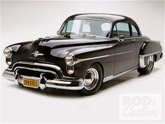 1950 Oldsmobile 88 Coupe, nice...