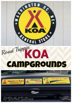 How our family spent our summer road trip at KOA Campgrounds - tips about why I love KOA for family vacations!