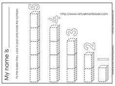 Montessori Sandpaper letter Worksheets/Sound Books