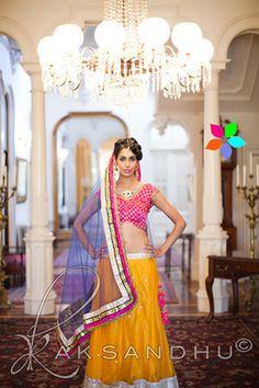 SARA Design Studio - California Indian Bridal Boutique - South Asian Bride Magazine