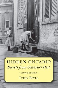 """Read """"Hidden Ontario Secrets from Ontario's Past"""" by Terry Boyle available from Rakuten Kobo. Terry Boyle unveils the eccentric and bizarre in these mini-histories of Ontario's towns and cities: the imposter who ra. Joseph Brant, And The Mountains Echoed, Spooky Places, Real Ghosts, Greatest Mysteries, Most Haunted, Family History, Ontario"""