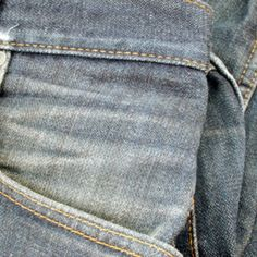 How To Use Salt To Fade Denim Upcycle Faded Jeans