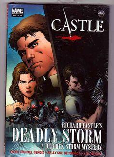 Castle Richard Castles Deadly Storm