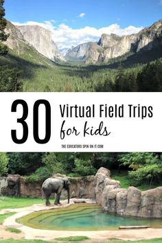 Virtual Field Trips for Kids Stuck at home? Here are great Virtual Field Trips for kids to explore from your home. From zoos and landmarks to famous museums, go explore the world virtually! Home Learning, Fun Learning, Teaching Kids, Learning Shapes, Educational Activities, Learning Activities, Family Activities, Nutrition Activities, Educational Websites