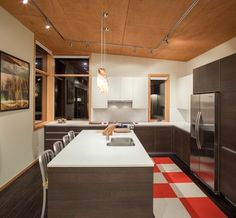 Plywood Ceiling Design Ideas, Pictures, Remodel, and Decor - page 15