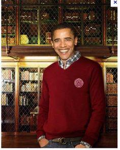 Obama at Harvard