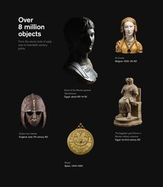 British Museum - iOS App Concept on Behance Wireframe Web, Museum Studies, Slogan Design, Graphic Design, Modern Web Design, Free Museums, Digital Museum, Design Guidelines, Apps