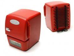 Refrigerator Alarm Clock with FM Radio