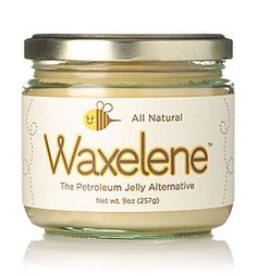 Waxelene All Natural Petroleum Jelly Alternative- I love this stuff! If you grew up with Vaseline, this a great healthier alternative. This is part of my night time lip care ritual.