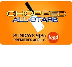 Sixteen star chefs face off for charity, starting Sunday at 9p|8c