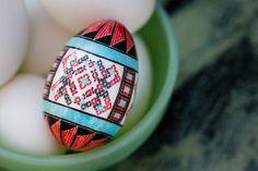 Christmas is coming!   Pysanky, Ukrainian Easter Egg, Batik, Mata Ortiz, Charity