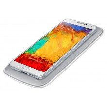 Pack de Carregador Wireless Galaxy Note 3 - Original Branco  R$305,04