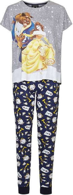 Belle pajama set