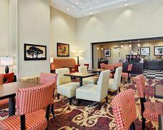 Hampton Inn & Suites Chicago/Mt. Prospect Hotel, IL - Breakfast Area