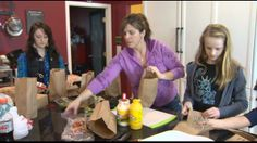 Doing it right <3 Richford woman helps feed power crews - WCAX.COM Local Vermont News, Weather and Sports-