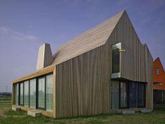 Huis Bierings in Utrecht door Rocha Tombal Architecten. Foto Christian Richters