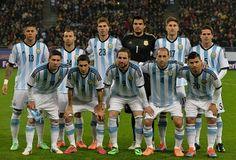 Prediksi Portugal vs Argentina 19 November 2014