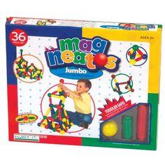 Magneatos (36 Piece Set): one set for each boy