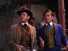 Ross Martin, Robert Conrad in The Wild, Wild West