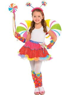 Lollipop Fairy Costume - Party City