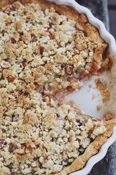 No bake chokoladetærte med ganache og bær – Frederikke Wærens Key Lime Pie, Cookie Decorating, Fudge, Cookies, Recipes, Crack Crackers, Biscuits, Recipies, Cookie Recipes