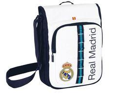 Foto Bolso bandolera grande Real Madrid vertical solapa Real Madrid, Grande, Pencil Sharpener, Paint Colors, Pictures