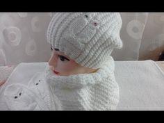Knit Crochet, Crochet Hats, Knitting Videos, Knitted Hats, Youtube, Fashion, Knitting Patterns, Diy, Long Scarf