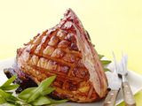 Classic Glazed Ham | Recipe Courtesy of Food Network | Choose from a selection of sweet and savory glazes to add flavor and moisture to this no-fail holiday favorite. | From: foodnetwork.com