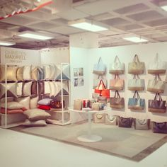 It's showtime! New bigger booth @Americasmart Building 1, Floor 7, Booth K13